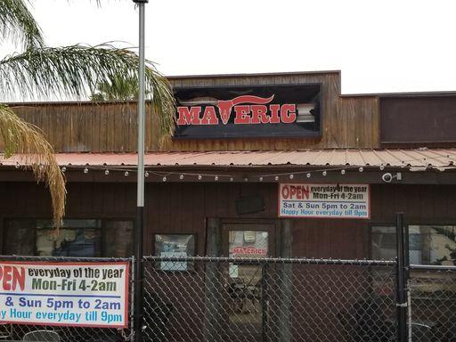 Maverick's Saloon