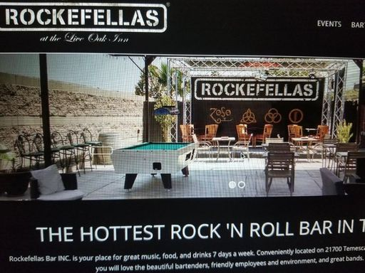 Rockefellas Bar