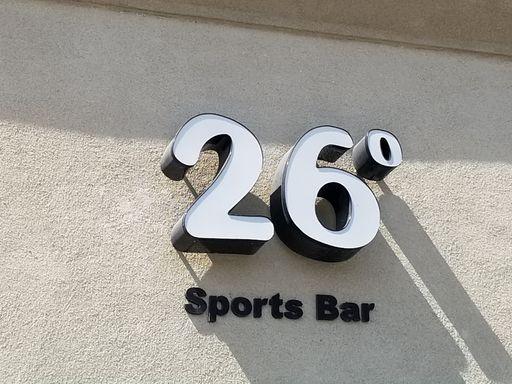 26 Degrees Sports Bar & Grill