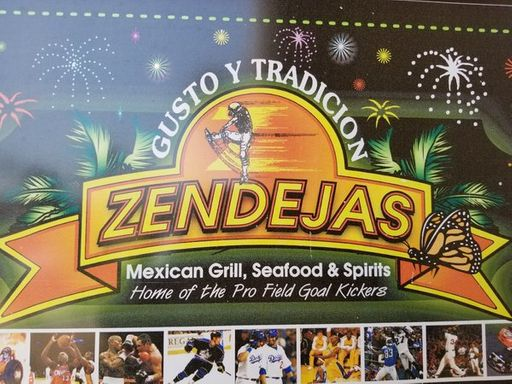 Zendejas Mexican Grill
