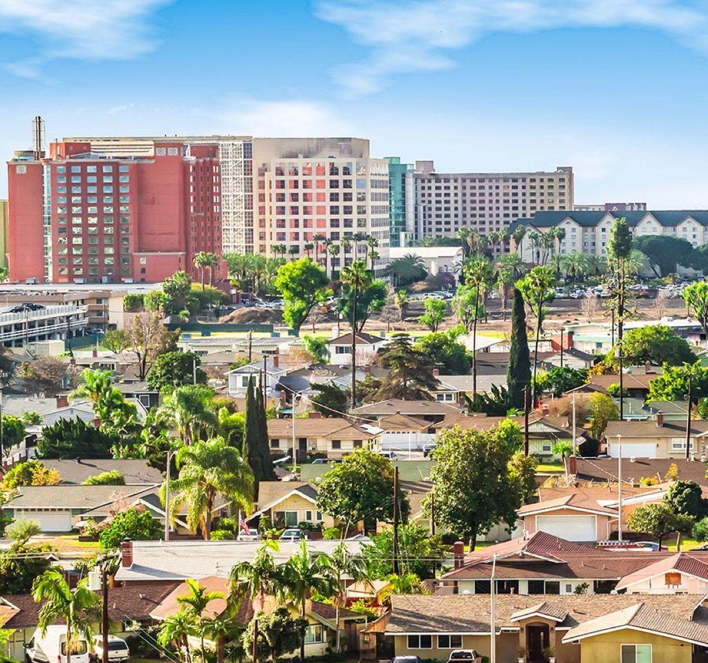 Anaheim-California