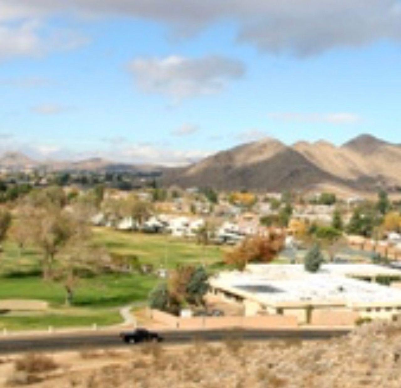 Apple Valley-California
