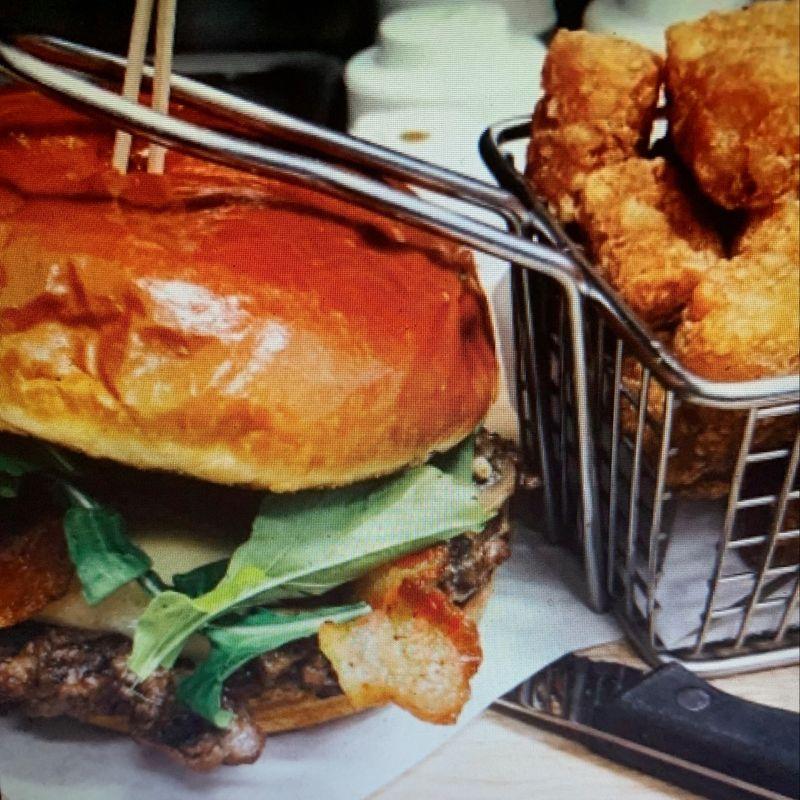 Fire Rock Burgers & Brew