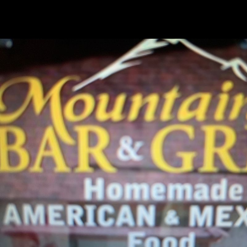 Mountain Bar and Grill