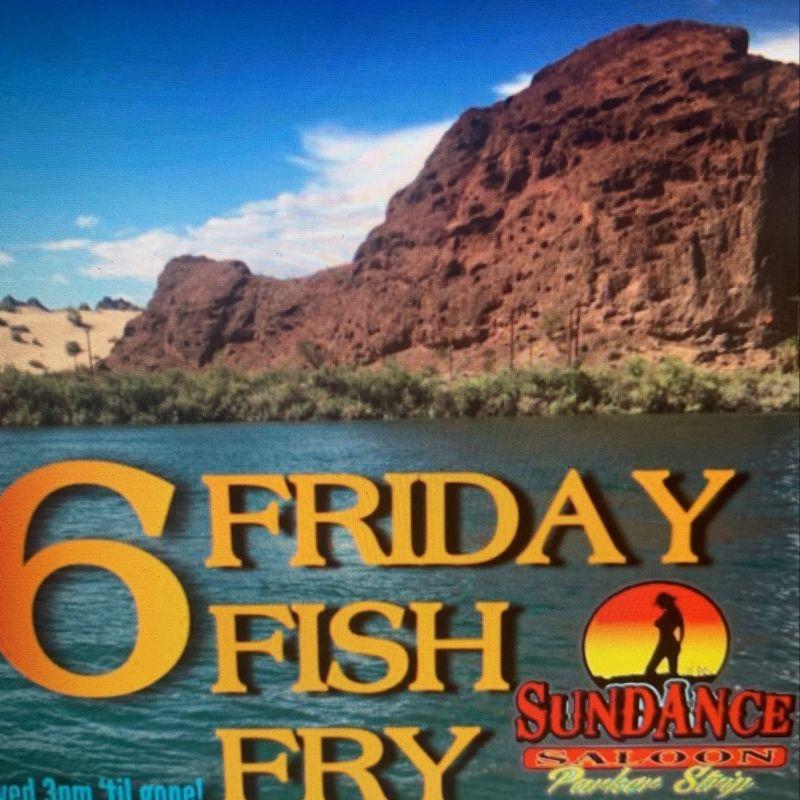 Fish Friday's!!   $6 Fish Fry!!