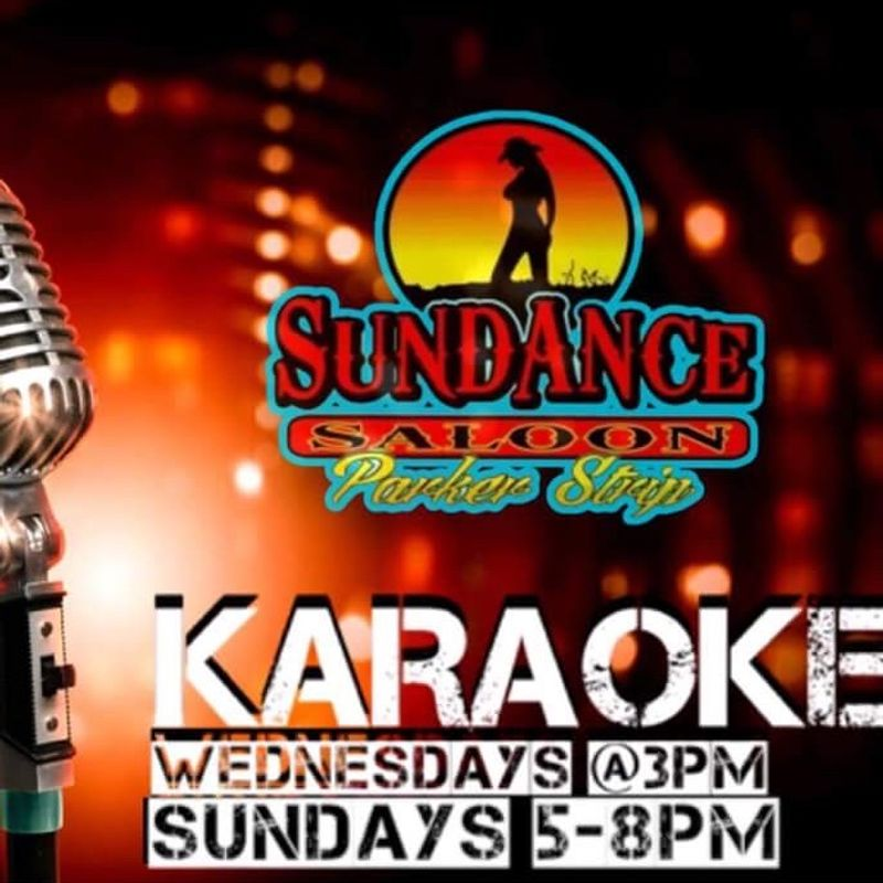 Karaoke Wednesday's!!!