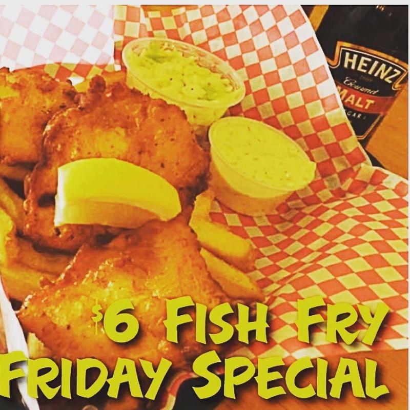 Fish Friday Specials!!!