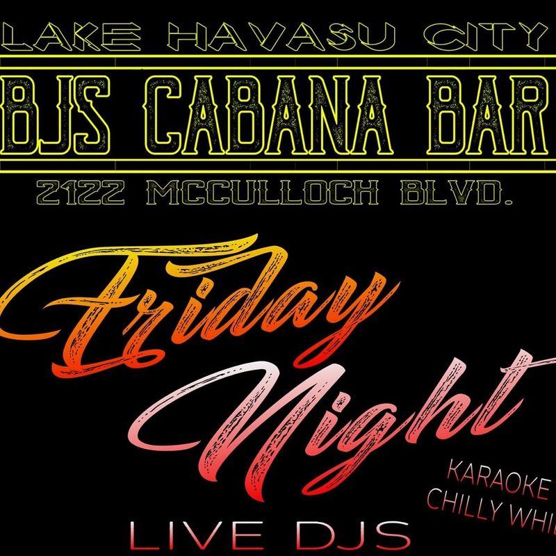 Friday Night Party!!!