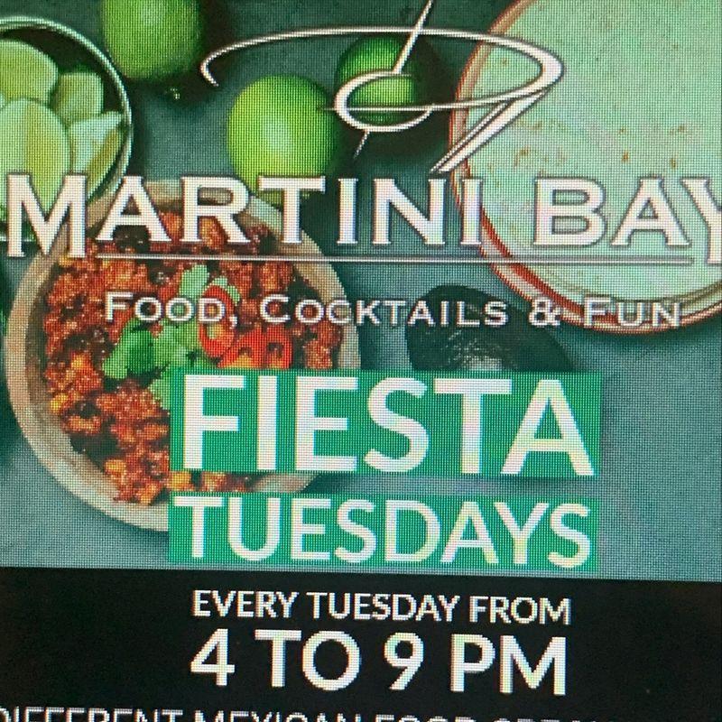 Fiesta Tuesday Specials!!