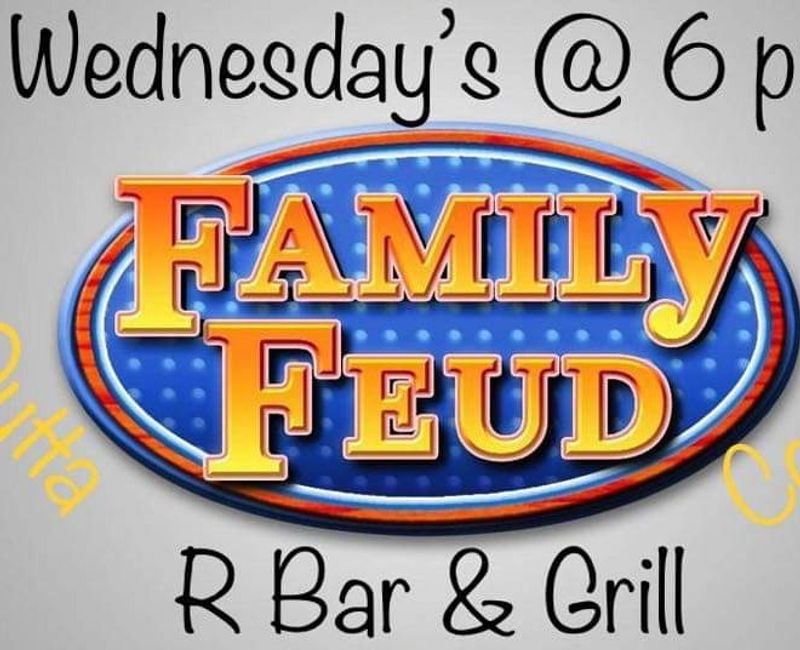 Wednesday Family Feud !!!
