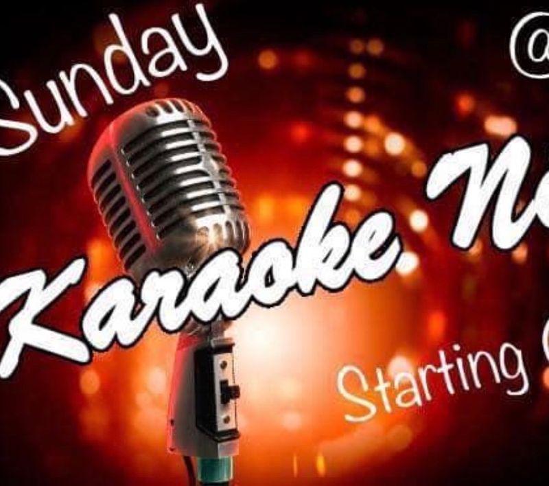 Karaoke Sunday's!!!