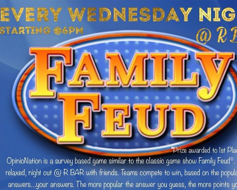 Family Feud Wednesday's !!