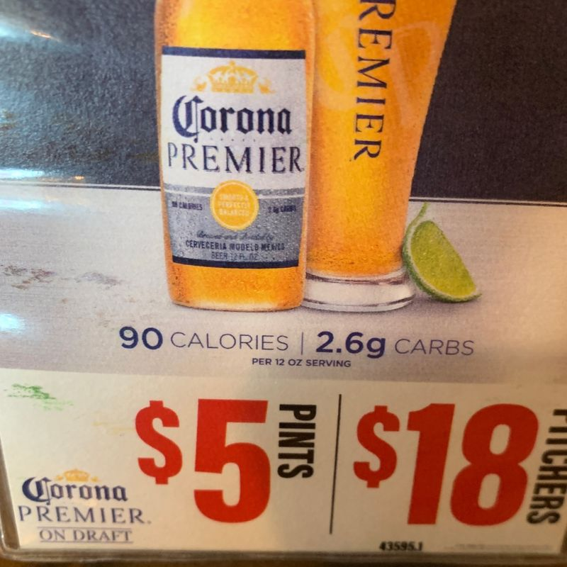 Thirsty Thursday's Specials!!!