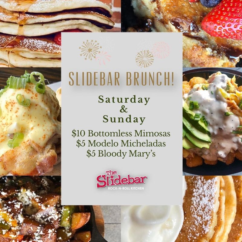 Sunday Brunch Specials!!