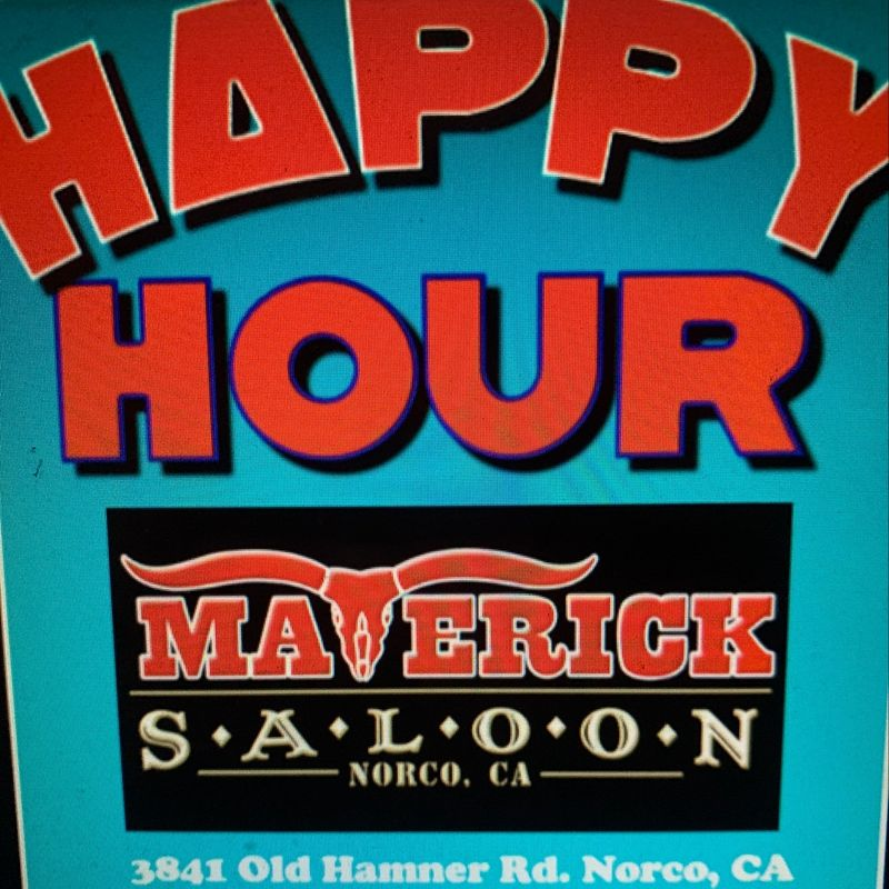 Happy Hour Specials!!