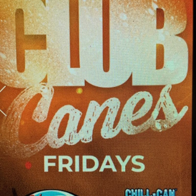 Club Canes Friday's!!