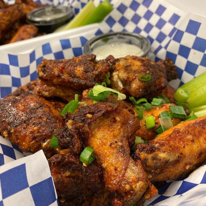 Wing Wednesday Specials!!   Take Out Avail