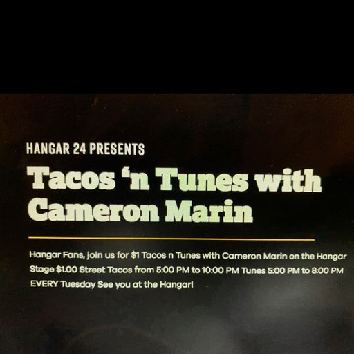 Tacos and Tunes !!