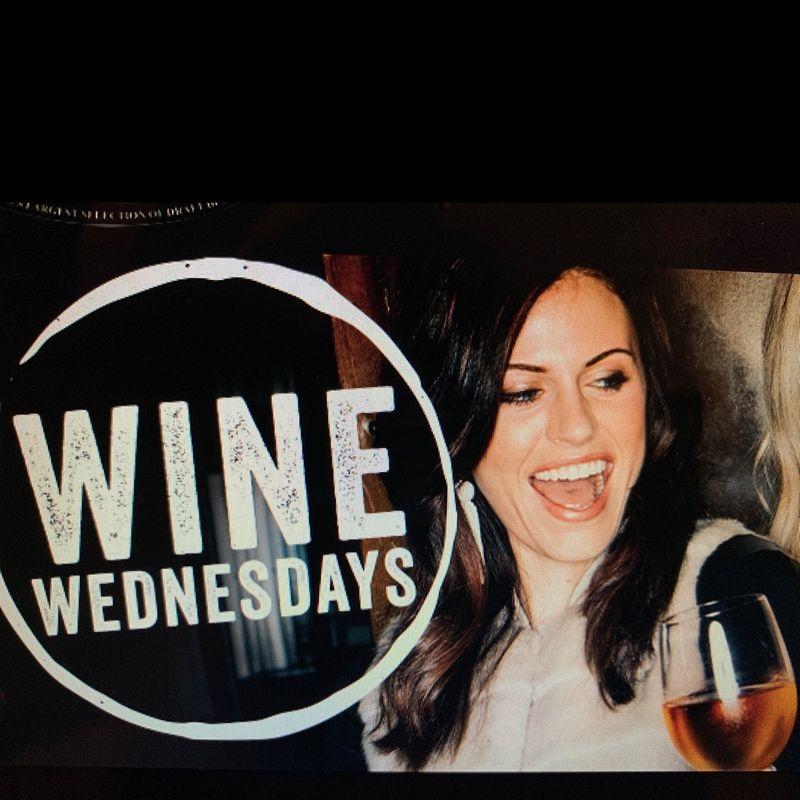 Wine Wednesday's!!