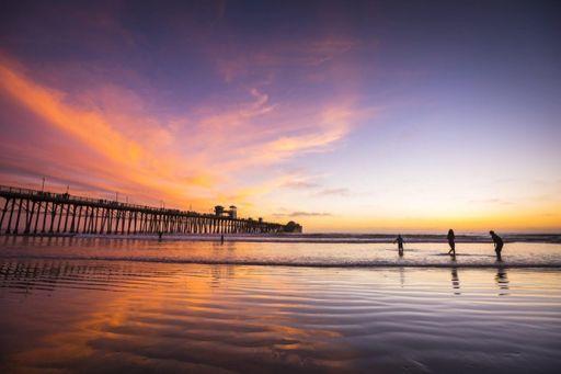 Oceanside Pier Events