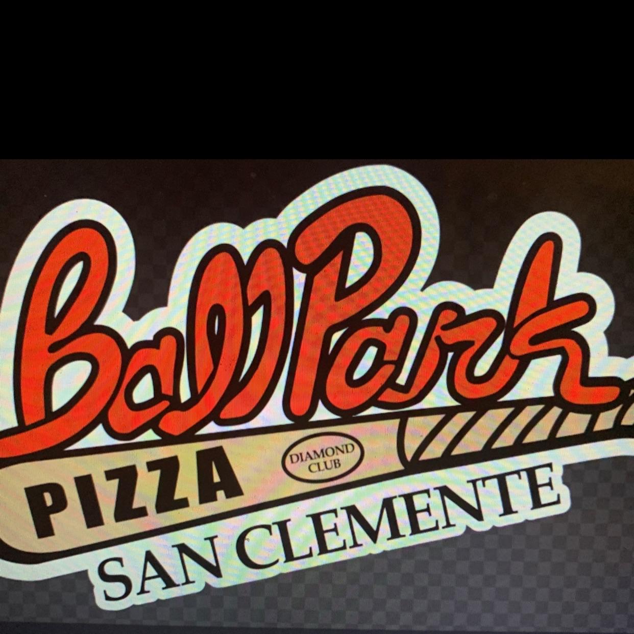 Ballpark Pizza