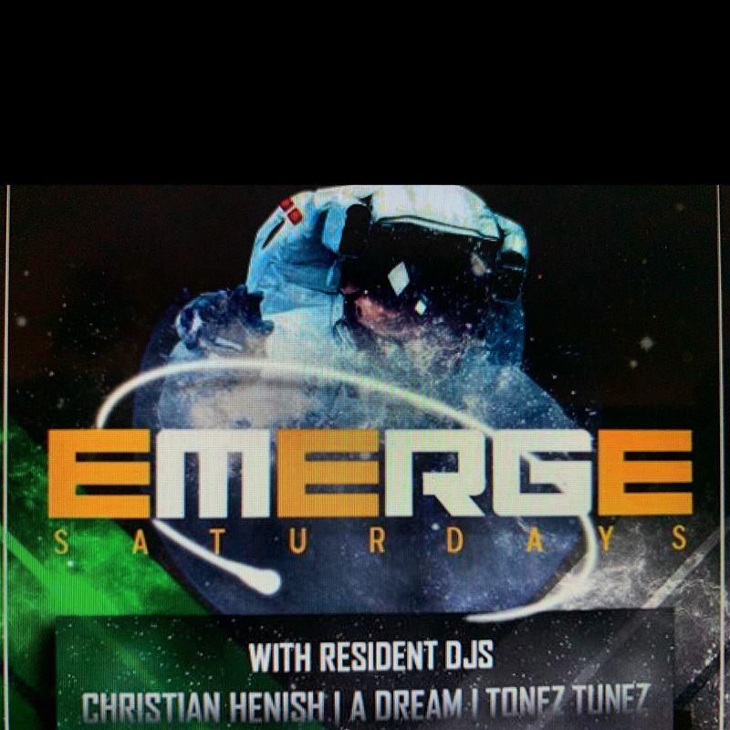Emerge Saturday's!!