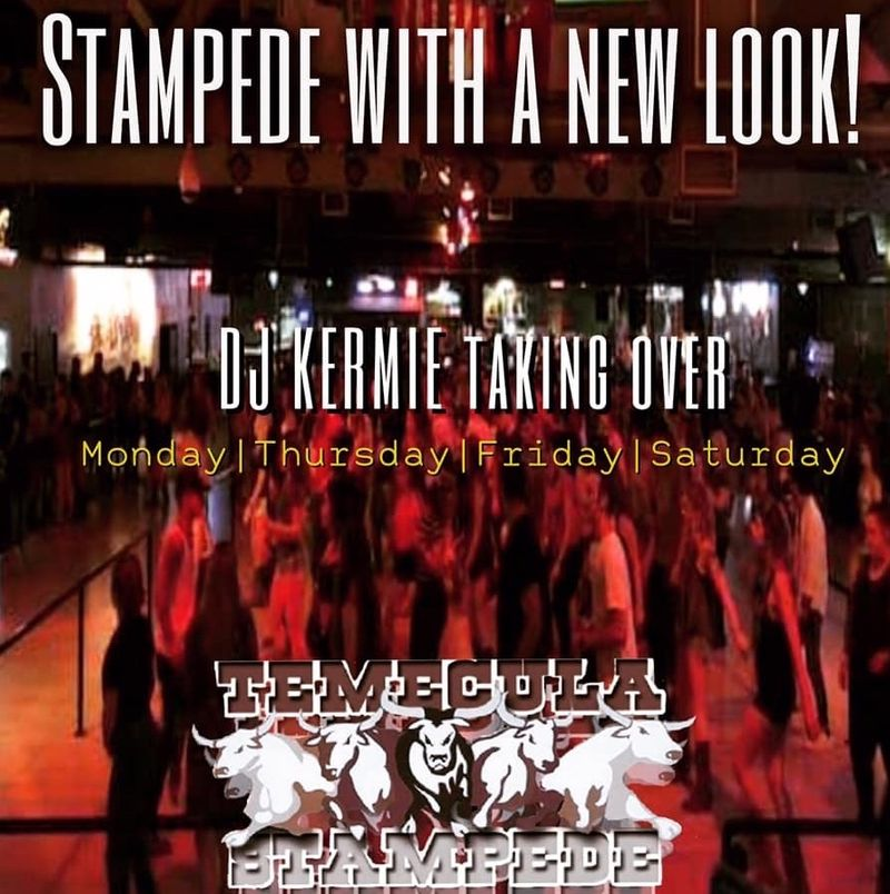 DJ Kermie Live!!!     9pm
