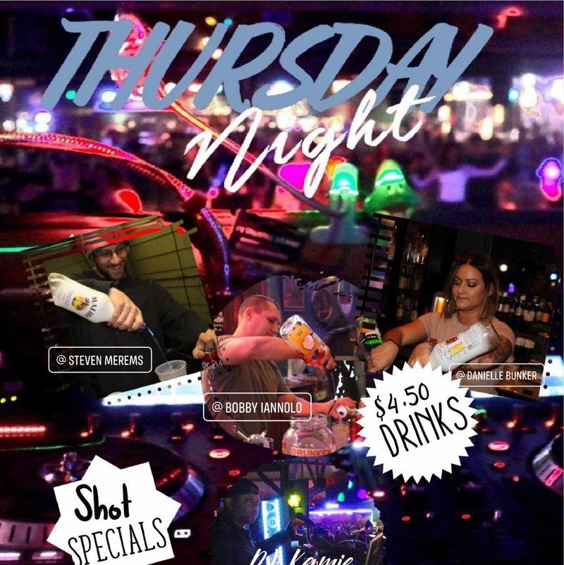 Thursday Night Party!!!