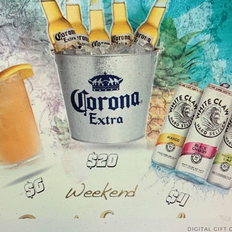 Saturday Drink Specials!!