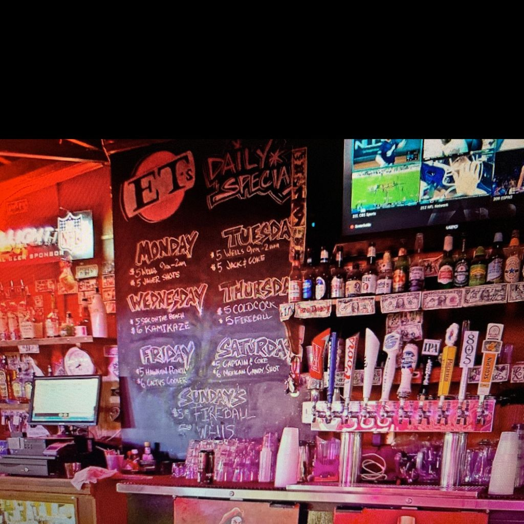 ET's Sports Lounge