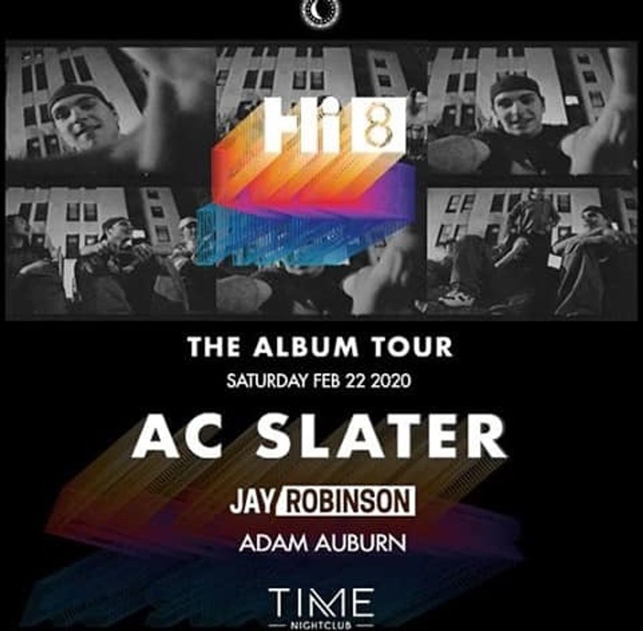 AC Slater Live!!