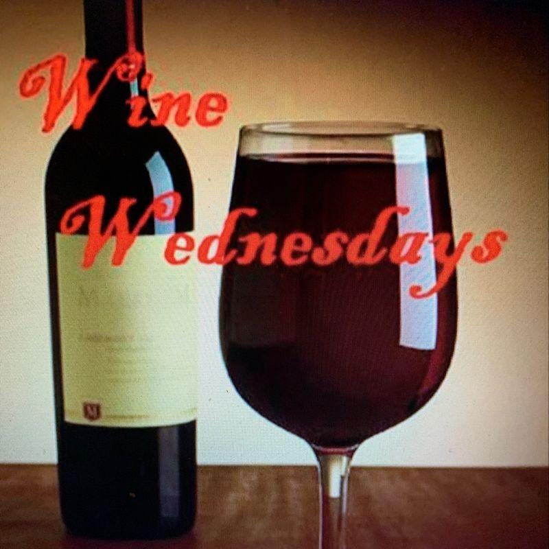 Wine Wednesday's !!!!