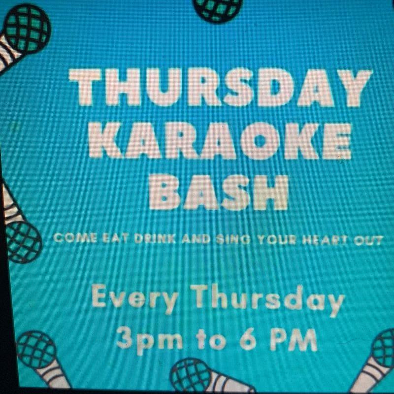 Thursday Karaoke Bash!!