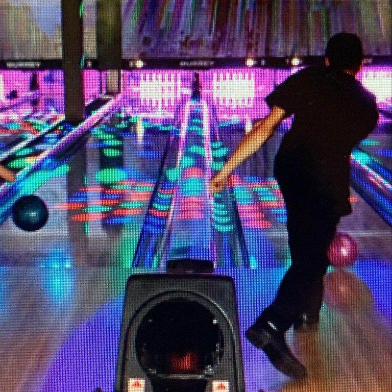 Cosmic Bowling Night!!!