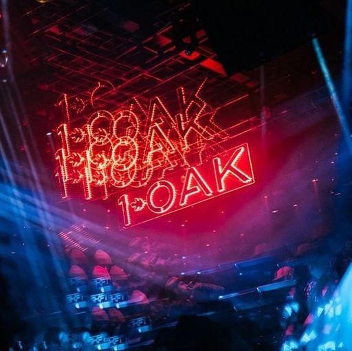 1 OAK Nightclub Las Vegas