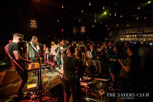 The Sayers Club Las Vegas