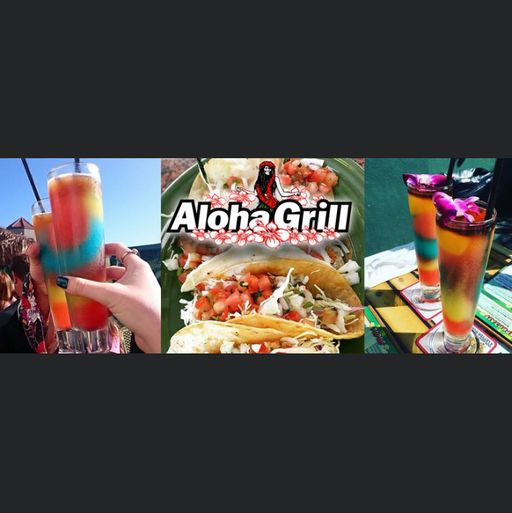 Aloha Grill in HB