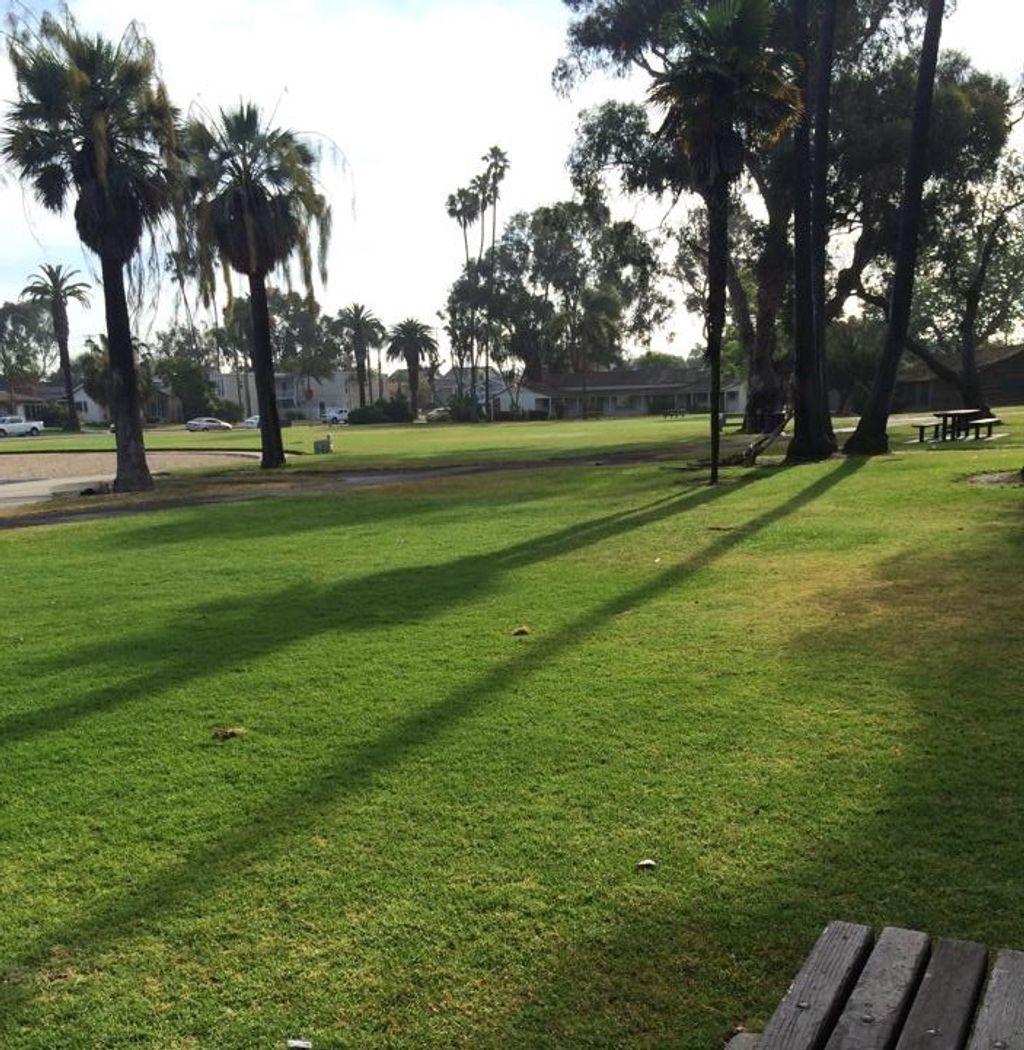 Lake Park Huntington Beach