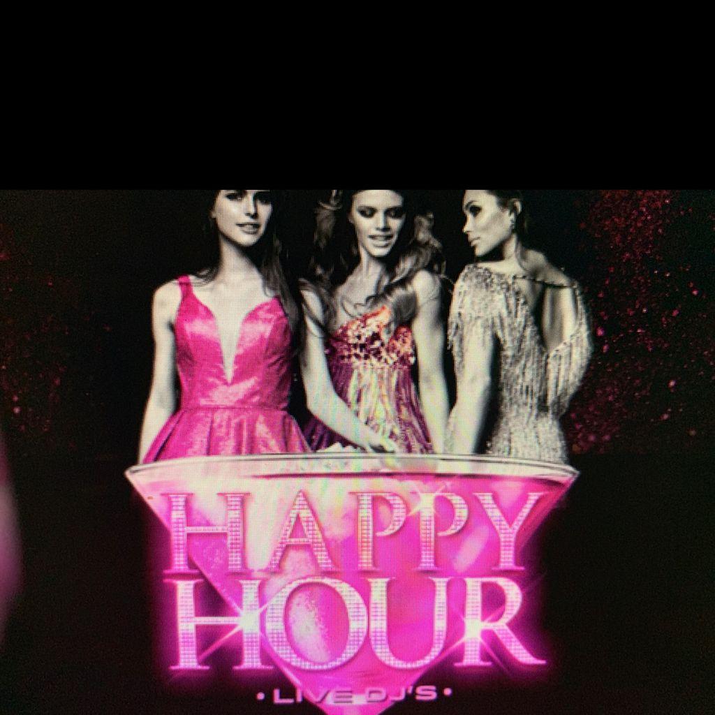 Happy Hour & Live DJ Mixing !!!