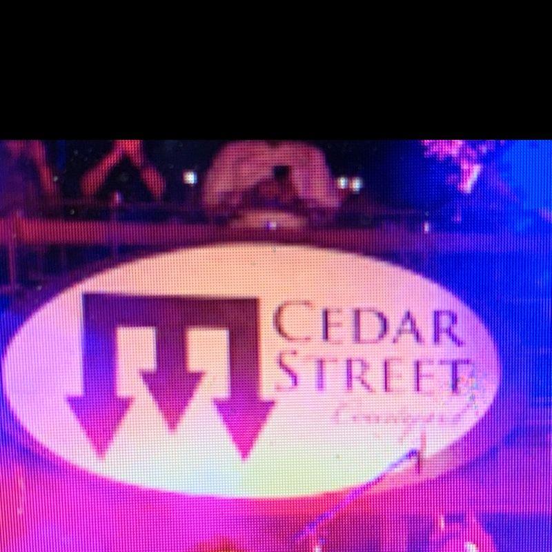 Cedar Street Courtyard