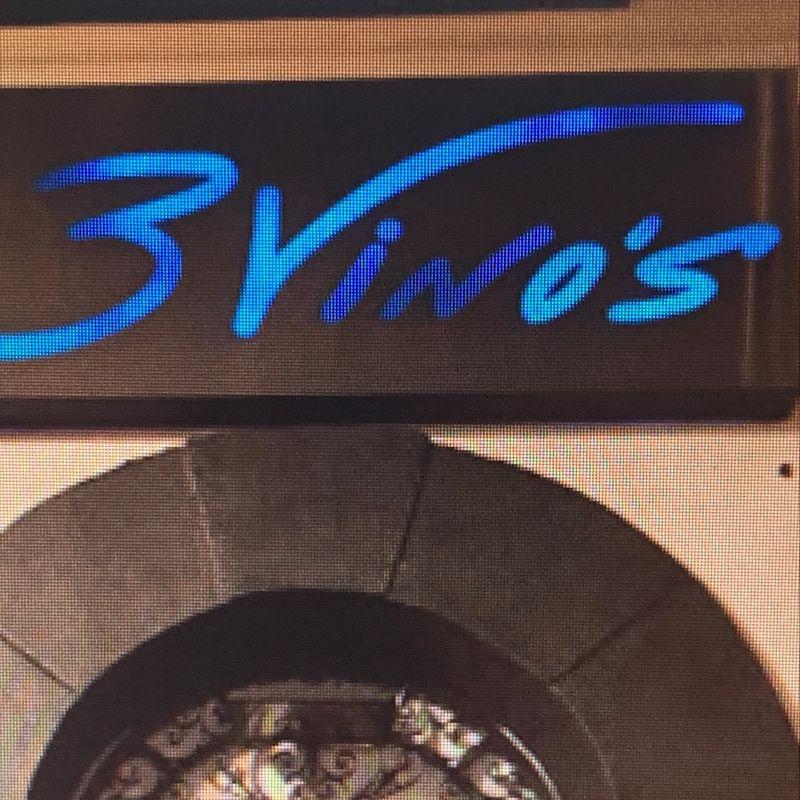 3 Vino's