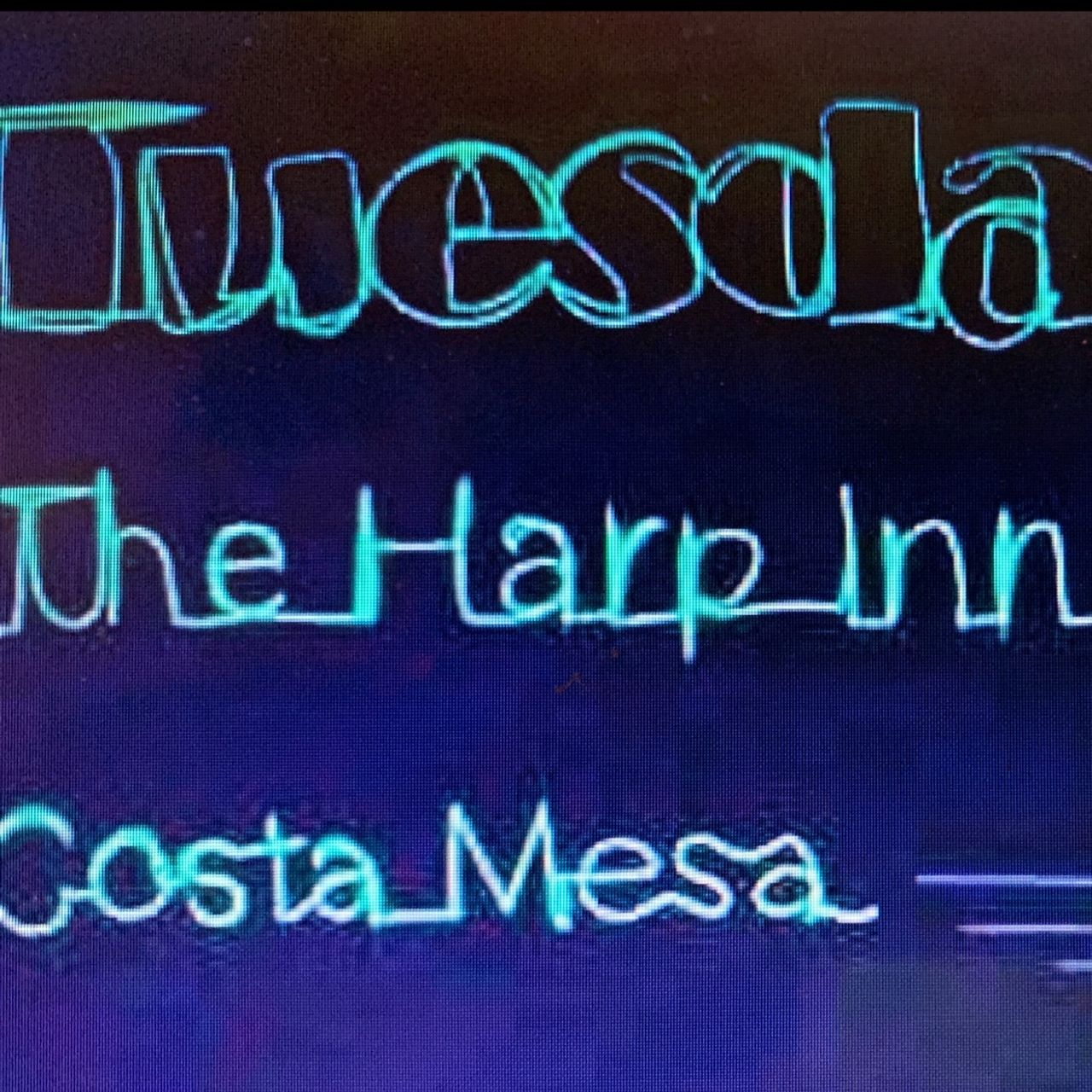Tuesday Show Comedy Night!!   8pm