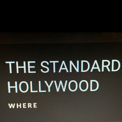 The Standard Hollywood