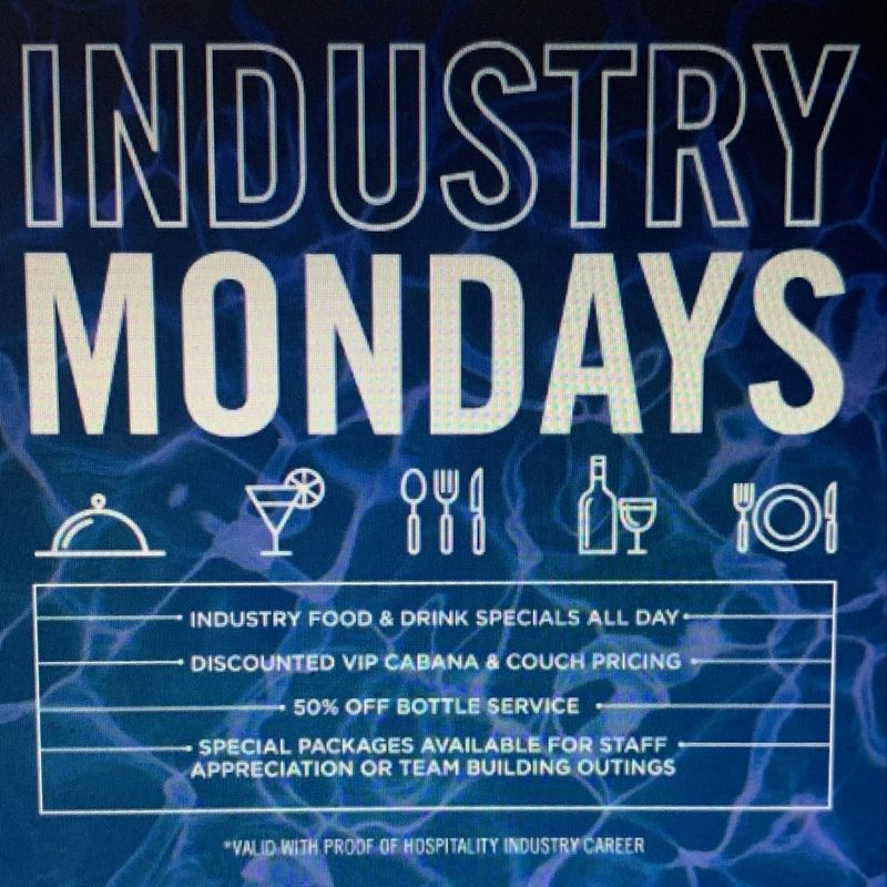 Industry Monday's!!!!