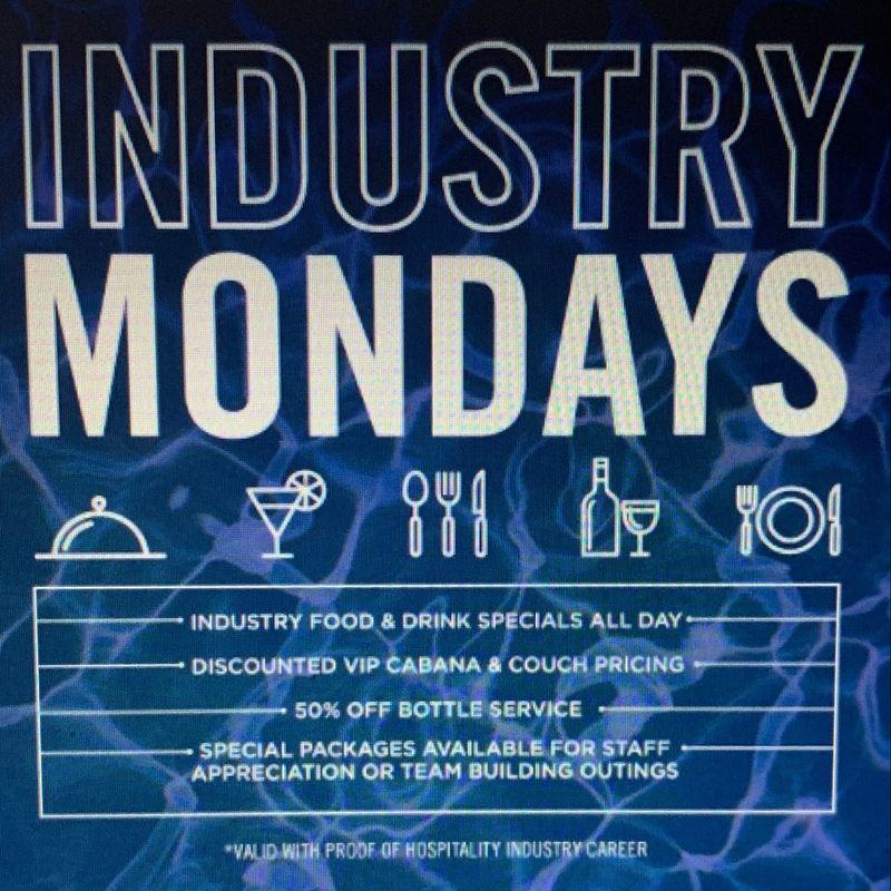 Industry Monday's!!!!