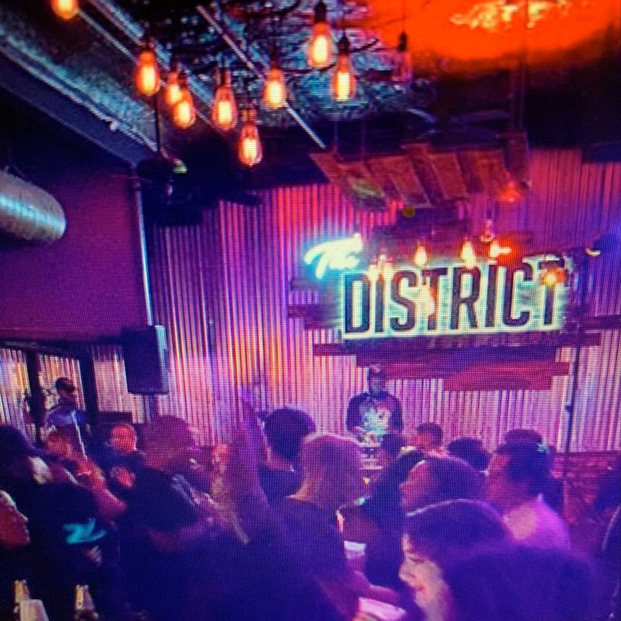 The District -