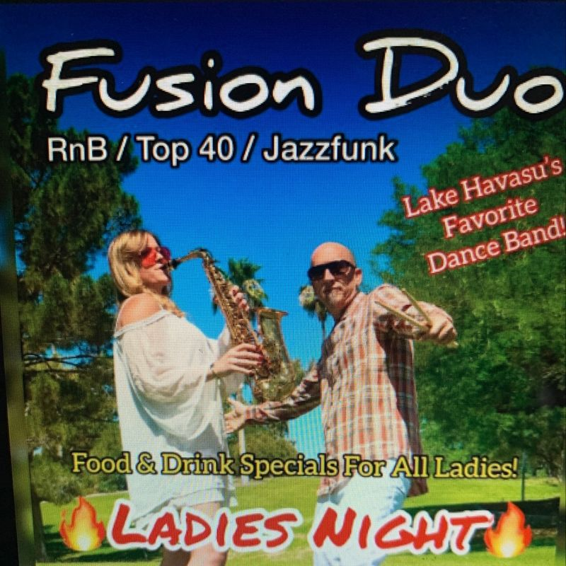 Fusion Duo Friday's!!