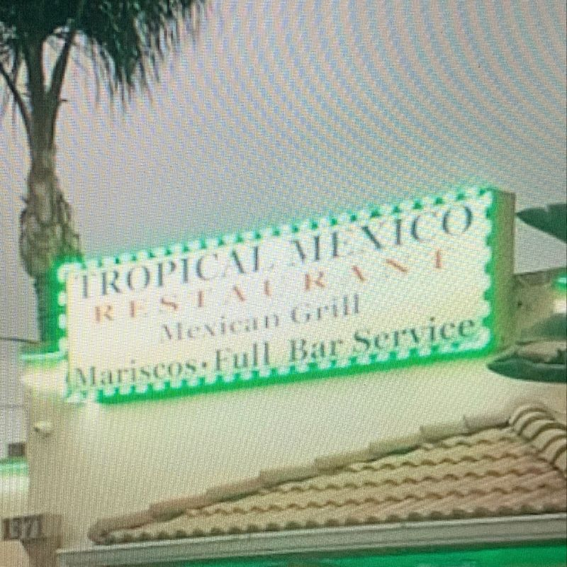 Tropical Mexico Restaurant