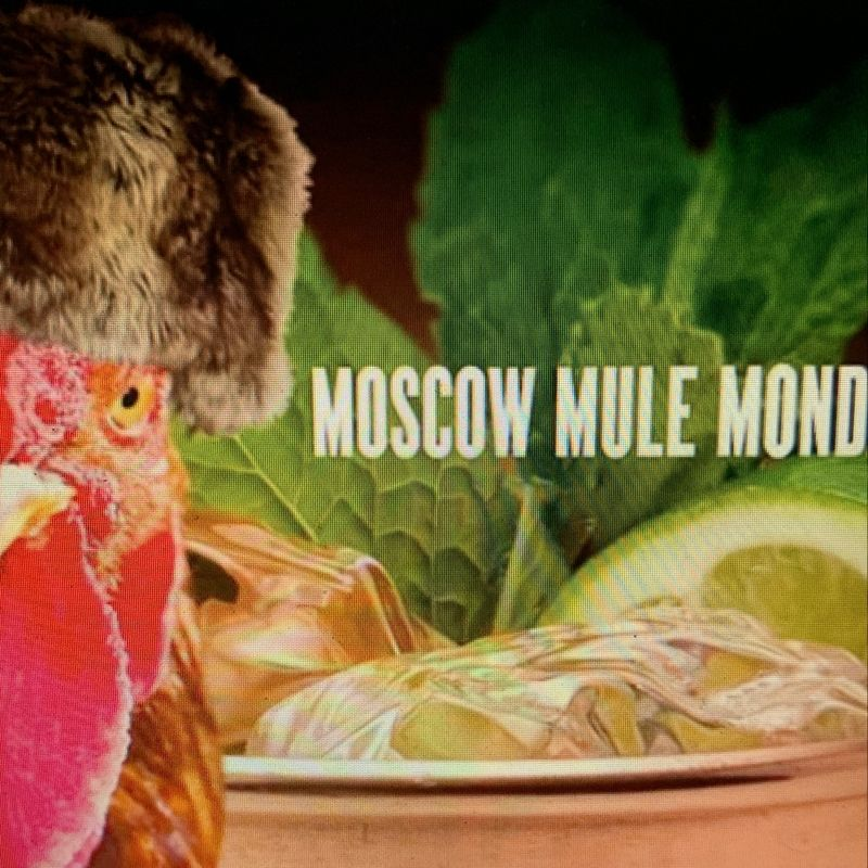 Moscow Mule Monday's