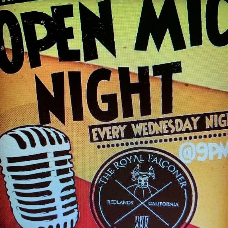 Open Mic Night Wednesday's!!!   9pm